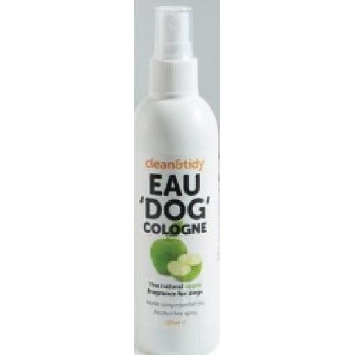 Eau De Cologne Spray For Dogs Apple 125 ml