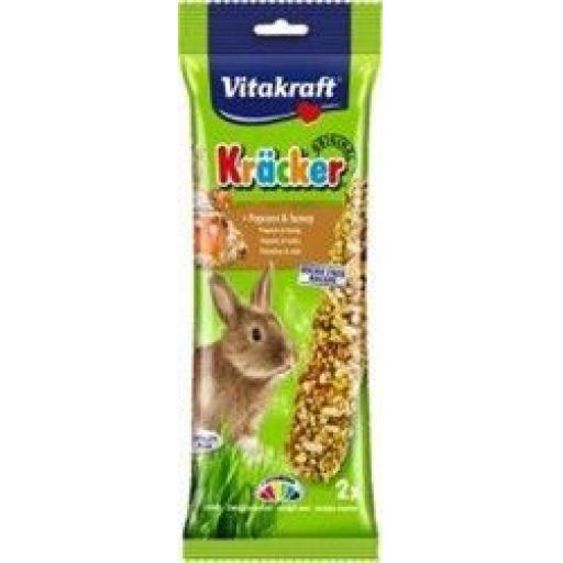 Vitakraft Rabbit Popcorn Stick 2pk