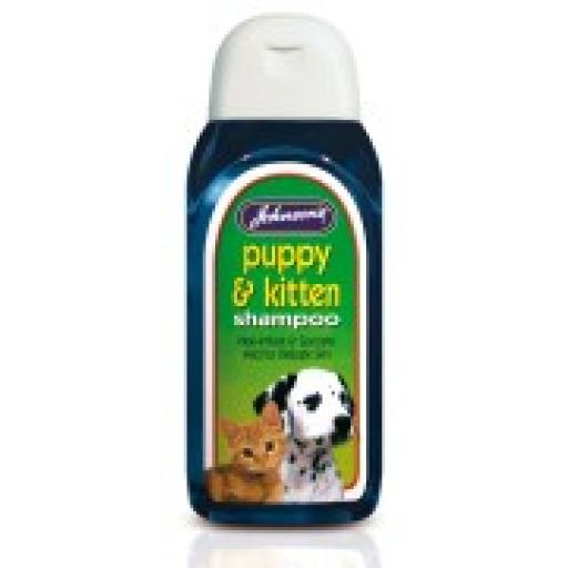 Johnsons Kitten Shampoo