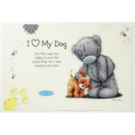 Me 2 You Dog Feeding Mat