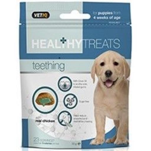 Mark & Chappell Puppy Teething Treats 50g