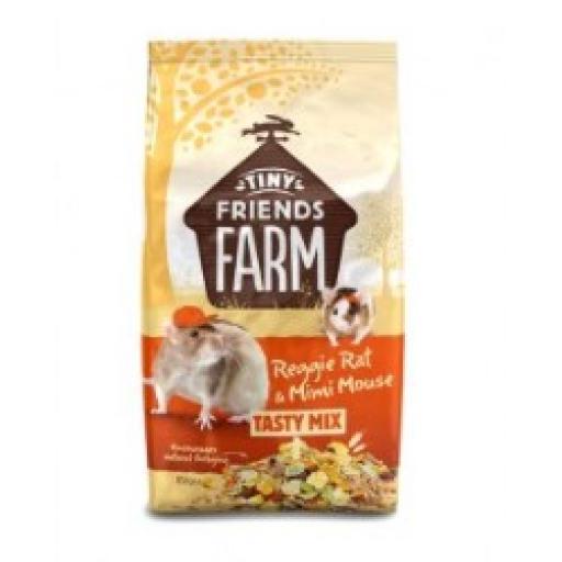 Reggie Rat Food 2.5kg