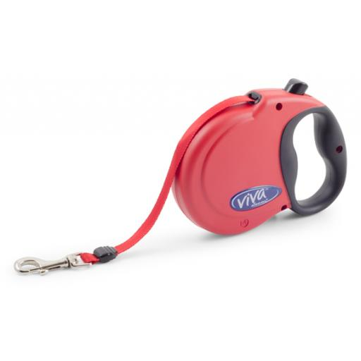 Viva Extendable Lead Tape Medium 30kg-5m