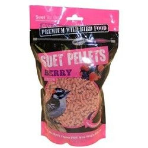 Suet To Go Berry Suet Pellets 550g