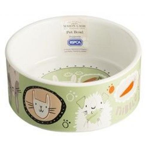 Mason Cash Rabbit Bowl Cartoon 12cm