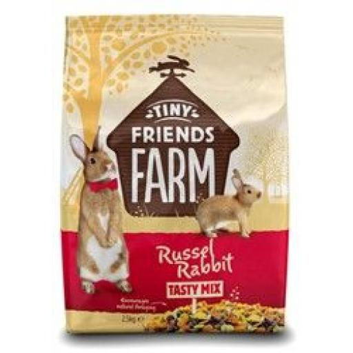 Supreme Russel Rabbit Tasty Mix 2.5kg
