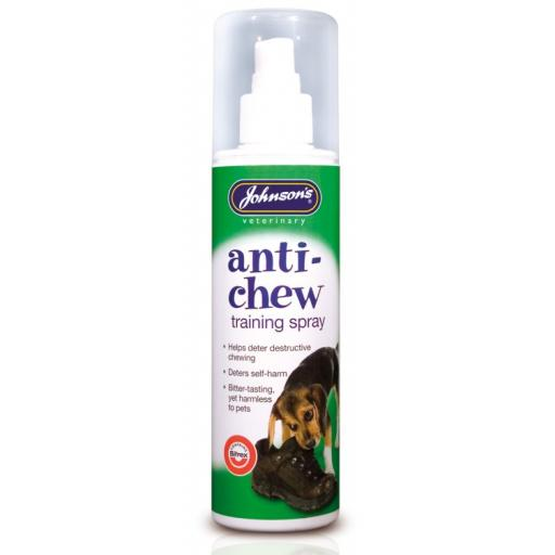 Johnsons Anti-chew Training Spray 150ml