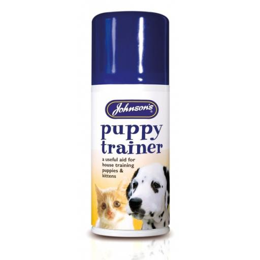 Johnsons Puppy Trainer 150ml