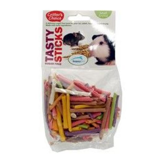 Critter's Choice Tasty Sticks 75g
