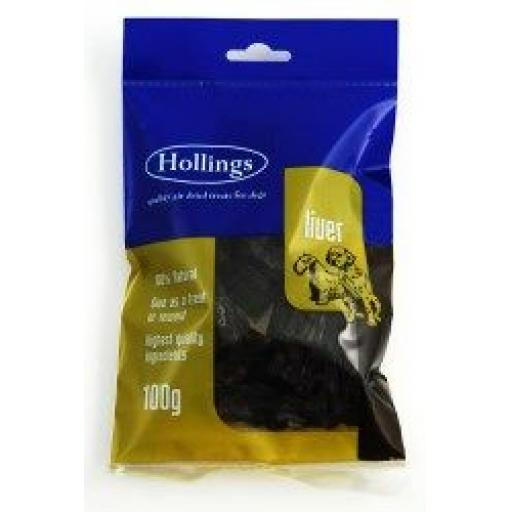 Hollings Liver 100g