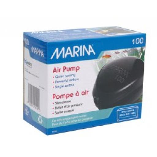 Marina 100 Air Pump For Aquariums Up To 150ltr