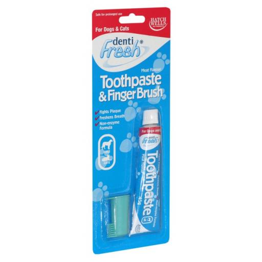 Dentifresh Cat Toothpaste Starter Pack