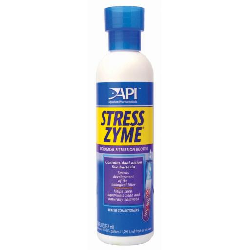 Api Stress Zyme Biological Filtration Booster 118ml