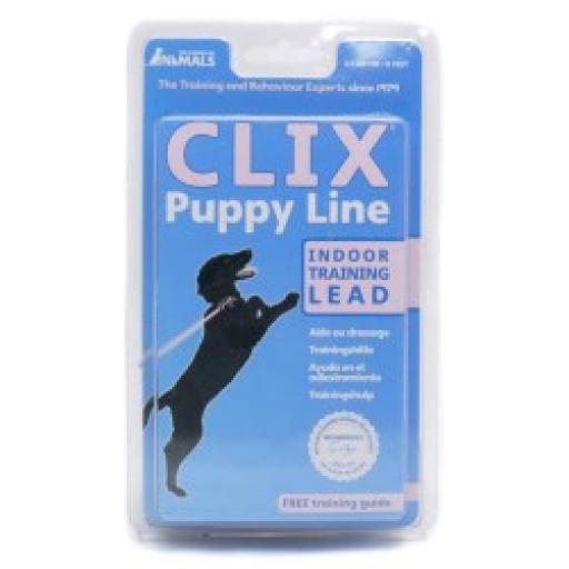 Clix Puppy House Training Line