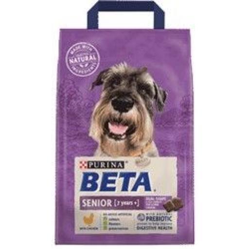 Beta Senior Dog Food