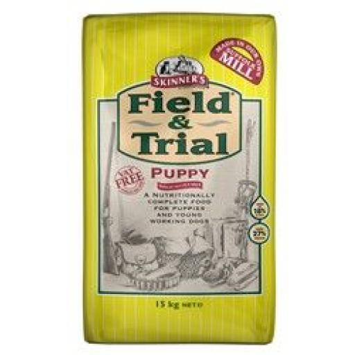 Skinners Field & Trial Puppy Dog Food