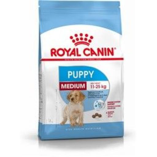Royal Canin Puppy Medium Dog Food