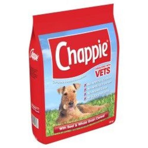 Chappie Beef Complete 3kg & 15kg