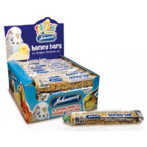 Johnsons Budgie Honey Bar 35g