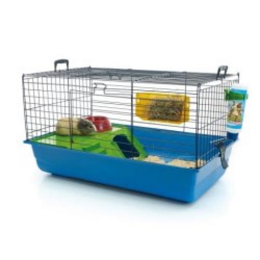 Nero 2 De Luxe Guinea Pig Cage