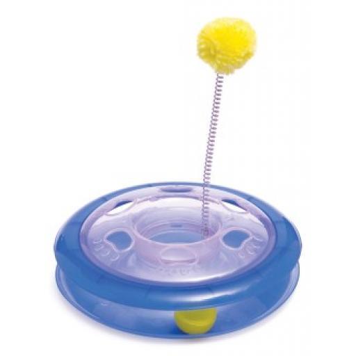 Acticat Plastic Playground