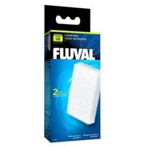 Fluval U2 Filter Foam Pad 2pack