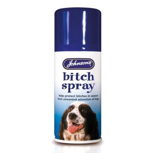 Johnsons Bitch Spray 150ml