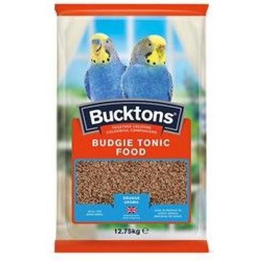 Buckton Budgie Tonic 12.75kg