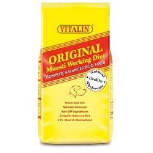 Vitalin Original Muesli 2.5kg