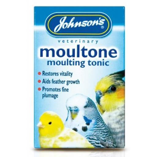 Johnsons Moultone Moulting Tonic 15ml