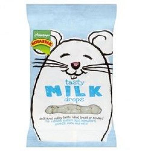 Rotastak Milk Drops 50g