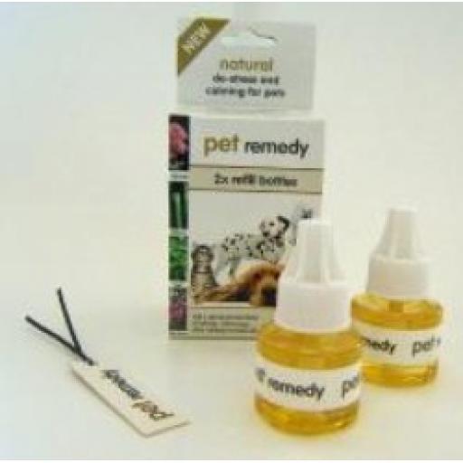 Pet Remedy Refill Pack 2 X 40ml