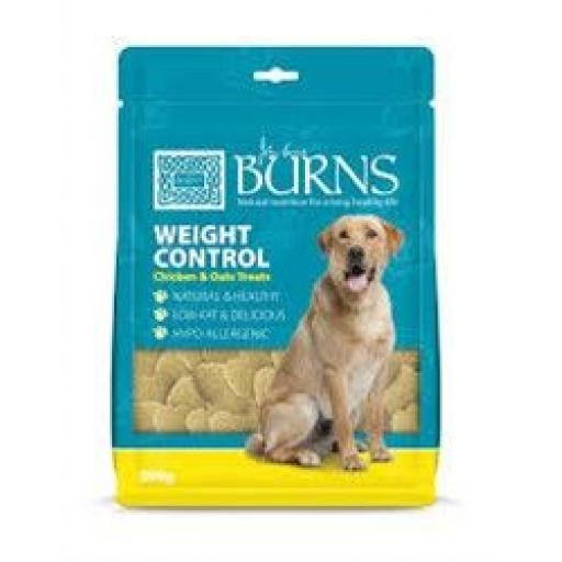 Burns Weight Control Chicken & Oat Treats 200g