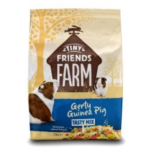Gerty Guinea Pig Food