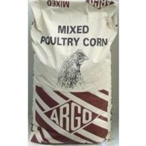 Argo Mixed Poultry Corn 20kg