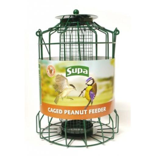Supa Caged Peanut Feeder