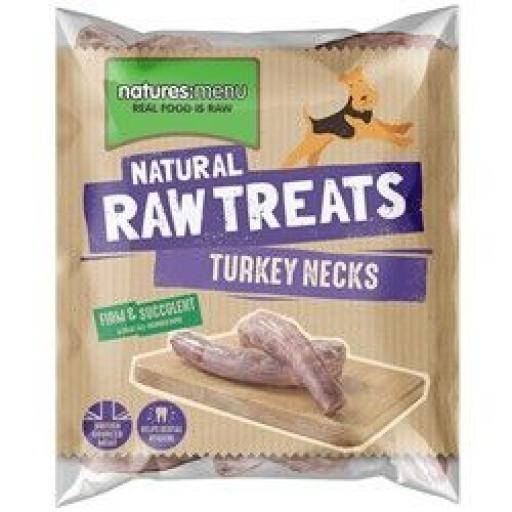 Natures Menu Raw Turkey Necks