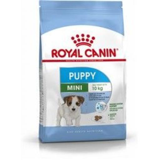 Royal Canin Puppy Mini Dog Food 4kg