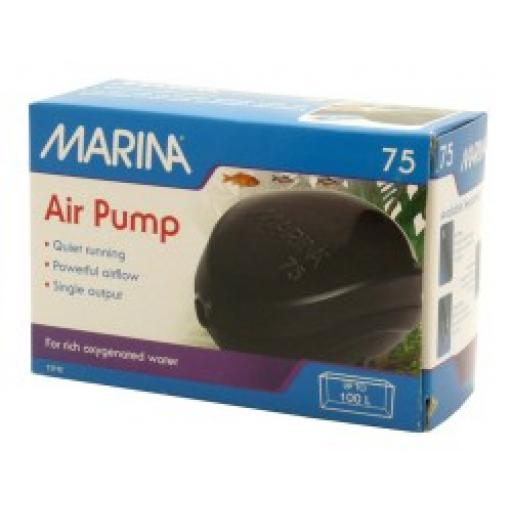 Marina 75 Air Pump For Aquariums Up To 100ltr