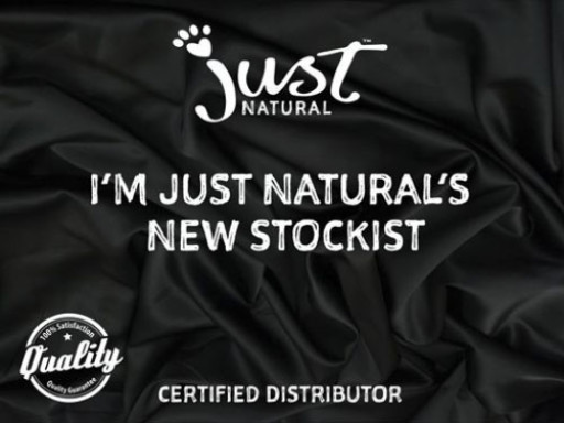 NOW STOCKING - JUST NATURAL RAW PET FOOD