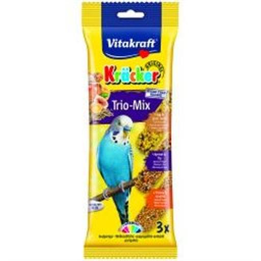 Vitakraft Budgie Trio-Mix 80g