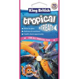 King British Tropical Fish Treat