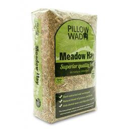 Pillow Wad Meadow Hay (various sizes)