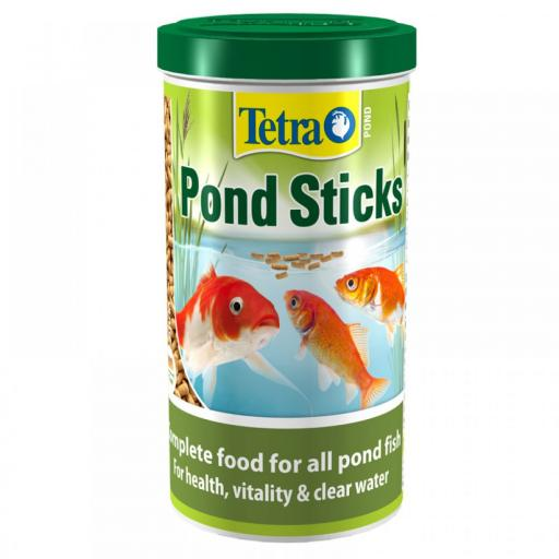 Tetrapond Sticks Complete