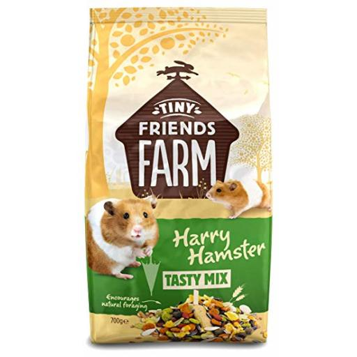 Harry Hamster Tasty Mix 700g