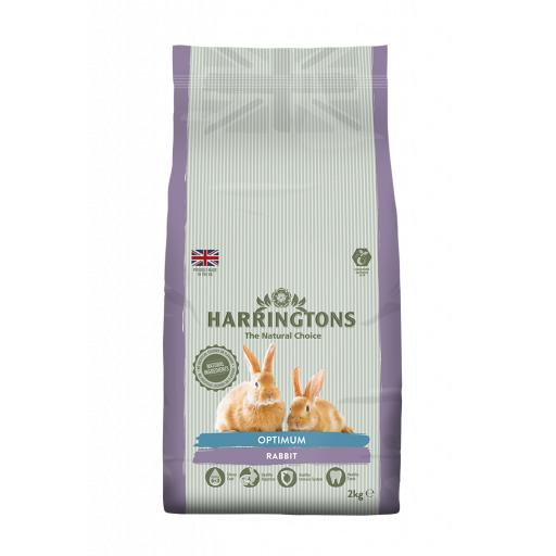 Harringtons Optimum Rabbit Food 2kg