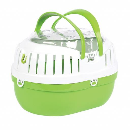 Happy Pet Small Animal Carrier 26cm