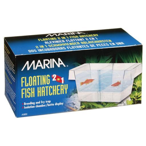 Marina 2 In 1 Floating Fish Hatchery