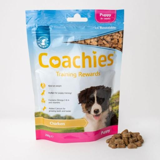 Coachies Puppy 200g