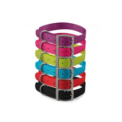 Ancol Nylon Dog Collar